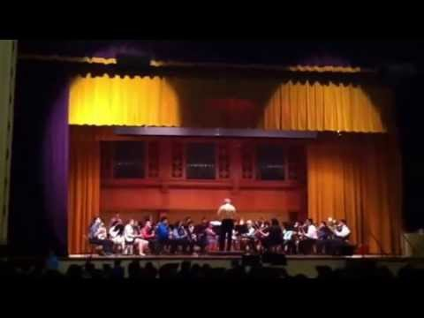 Exaltation Perform By The Schurz Band
