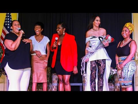 Haitian American's Welcome Miss Universe Haiti Raquel Pelissier