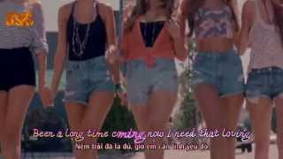 [Lyrics+Vietsub] The Saturdays - What About Us