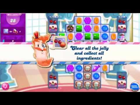 Candy Crush Saga 4691 Hard Level First Try Gold Level ⭐⭐⭐