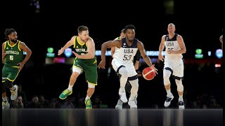 Basketball fans demand refunds following Australia vs USA blockbuster