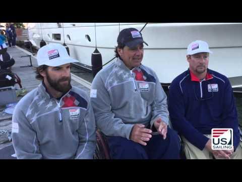 Day 3 Sailing World Cup Hyères 2016: USA Sonar Takes Lead