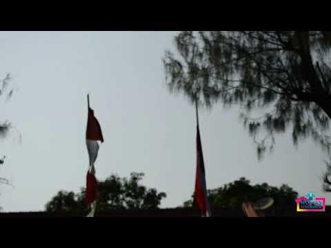 Upacara Bendera Peringatan HUT ke-74 Kemerdekaan Republik Indonesia Tahun 2019 Rutan Rembang