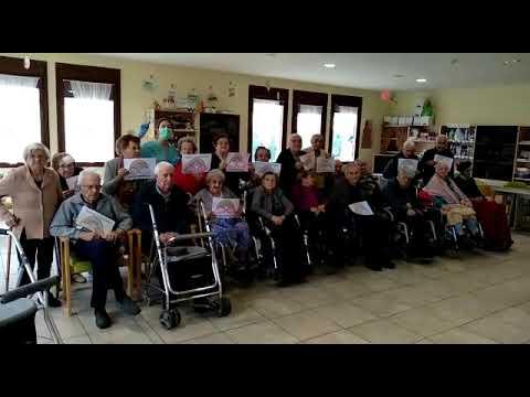 La Residencia de Hontoria del Pinar nos aporta un mensaje de compromiso y optimismo