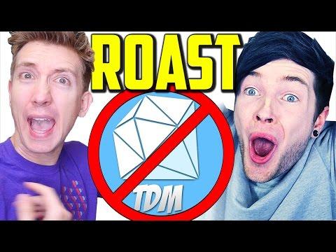 DanTDM ROAST Parody (DISS TRACK)
