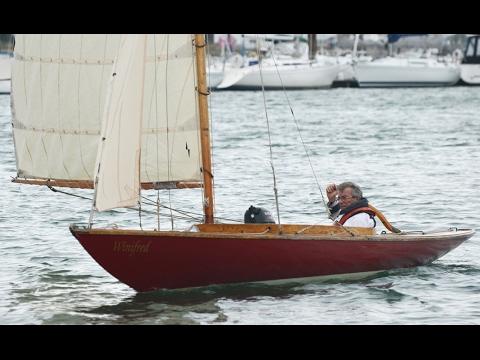 My Classic Boat  Herreshoff  half rater