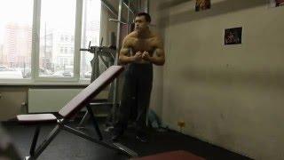 Коктейль для роста мышц, взрывная тренировка,веселый тренер,знакомства, ЕДА(Моя повседневная жизнь, учеба,работа,дом,фу как скучно,а спасает меня только взрывные тренировки в кругу..., 2016-02-14T22:14:18.000Z)