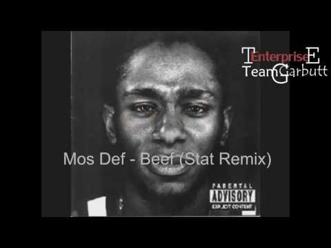 Mos Def  Beef Accapella BPM 85