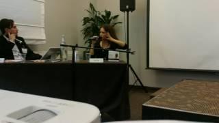 Giulia Luzi - intervista e riscaldamento con il suo vocal coach
