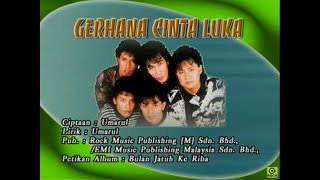 Download lagu Iklim-Gerhana Cinta Luka[Official MV]