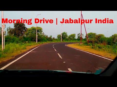 Morning Ride Timelapse | Jabalpur India