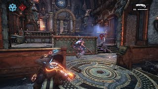 MERCY HAS RETURNED! (Gears of War 4) Multiplayer Gameplay on Mercy!