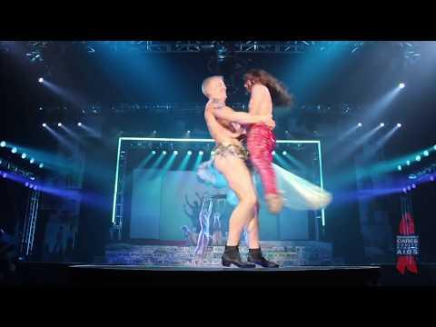 Broadway Bares 2013 Highlights  Adam Lambert, Alan Cumming, Billy Porter