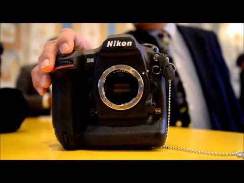 Nikon D5 Shutter, Full Speed