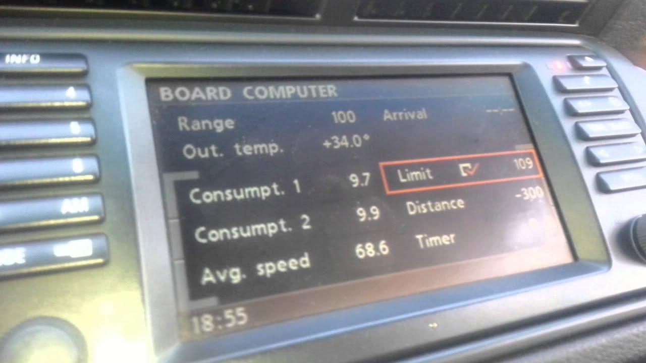 Fuel Economy Highway BMW X5 97 L100KM  YouTube