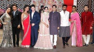 Akash Ambani & Shloka Mehta 20000 Crore GRAND Pre Engagement Party | Shahrukh,Priyanka,Ranveer,Alia