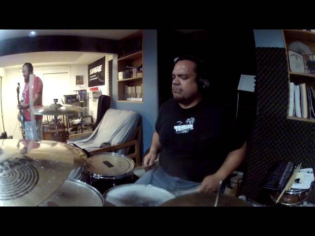 Fat Candice practice - Drum Cam