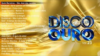 Vários artistas - Disco de ouro Vol . 23 (Full album)