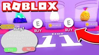 Roblox Pet Simulator #10 Eier kaufen und Schleifen auf Tech Vally!! **Giveaway bei 620 Subs**