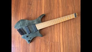 Baixar UNBIASED GEAR REVIEW - Strandberg Boden Original 8 Guitar