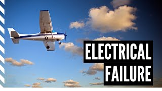 Electrical Failure During Student Pilot Solo Cross Country; Cessna 172