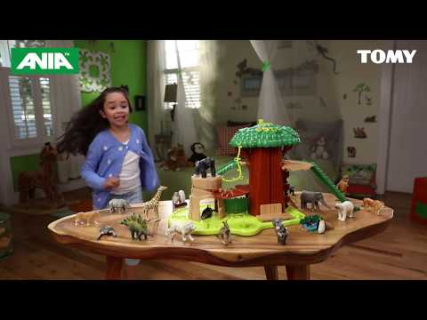 TOMY ANIA Safari Adventure Commercial