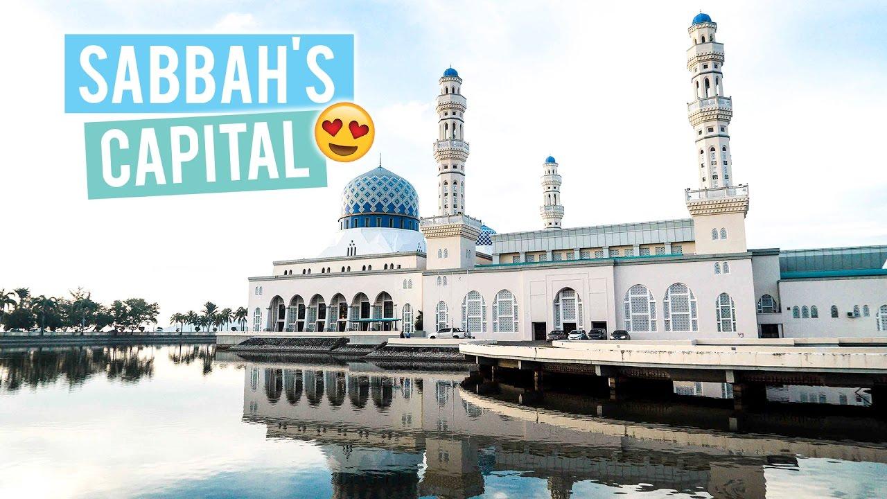 Experiencing Sabah S Capital Kota Kinabalu Youtube
