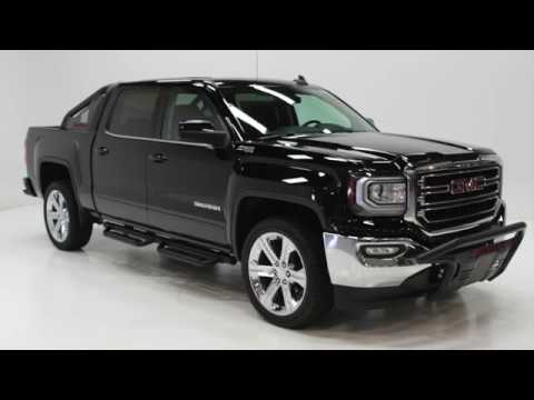2017 GMC Sierra 1500 SLE Loaded with Accessories    YouTube 2017 GMC Sierra 1500 SLE Loaded with Accessories