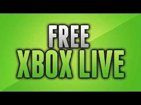 FREE XBOX LIVE GOLD DIGITAL CODE CONTEST GIVEAWAY!!! :D