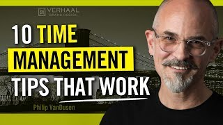 Time Management - 10 Productivity Tips and Tricks That Work