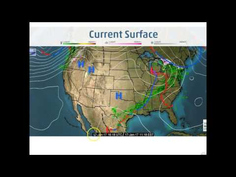 Air Masses and Cold Fronts