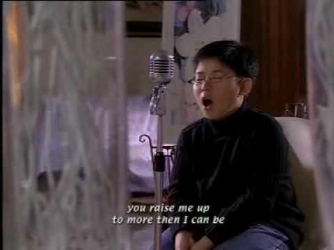 9 year old sing You Raise Me Up (Samuel Afi)
