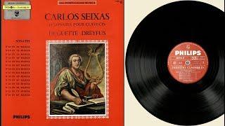 Huguette Dreyfus (harpsichord) Carlos Seixas, 14 sonates pour clavecin