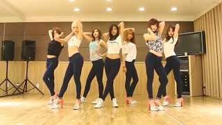 AOA (에이오에이) | 'Short Hair' (단발머리) Mirrored Dance Pra…