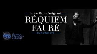 REQUIEM Op. 48  FAURÉ   Enric Martínez-Castignani