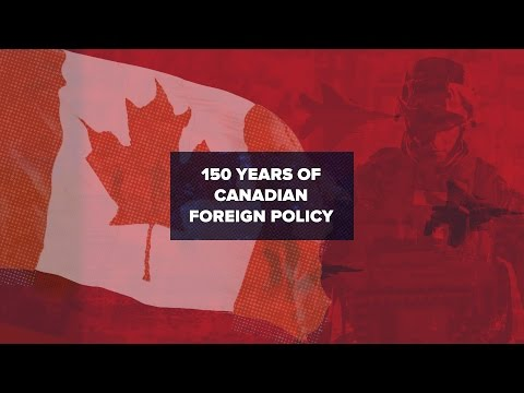 150 Years of Canadian Foreign Policy