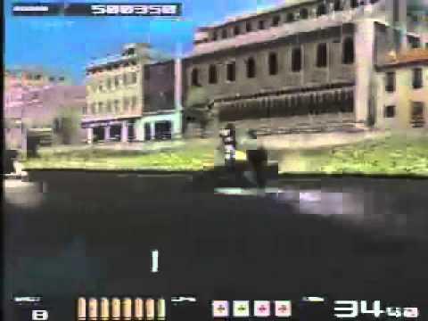 Time Crisis 2 Arcade Machine - YouTube