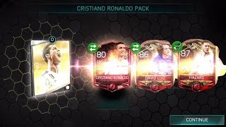 START OF FIFA MOBILE JOURNEY - Pre season rewards and Free elite Ronaldo - Season 2 iOS