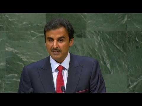 🇶🇦 Qatar - Amir Addresses General Debate, 73rd Session