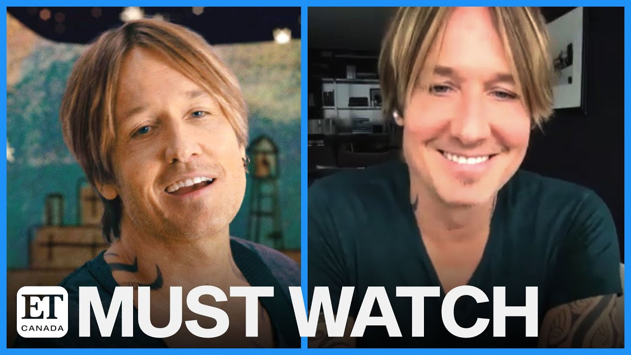 Keith Urban Details New Album 'The Speed of Now Part 1'