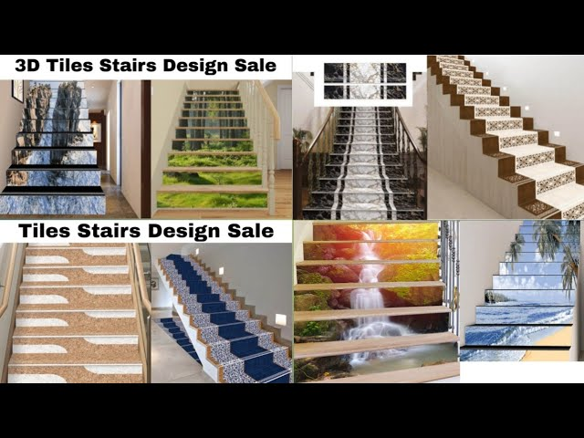How To 3D Tiles Stairs Design Tiles Siri Design Youtube | Live Home 3D Stairs | Chief Architect | Building | Floor Plan | Stair Treads | 3D Pro