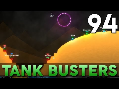 [94] Tank Busters (Let's Play ShellShock Live w/ GaLm and Friends)