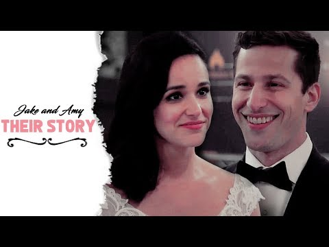 jake & amy | their story (s1 - s5)