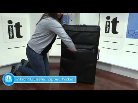 IT Luggage World's Lightest - YouTube