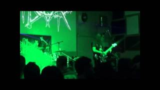 Sobibor   Massacra Hellhammer Cover   Night Of Hell - Preludio de Metal Conciertos