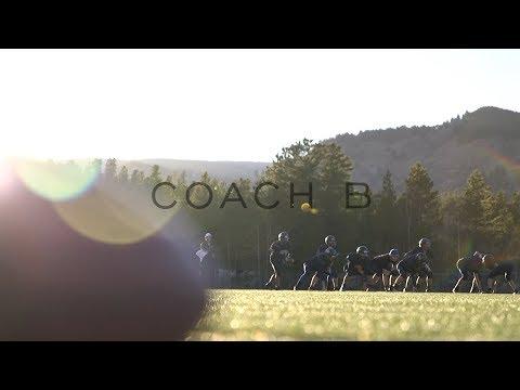 Coach B, Colorado's first female head football coach
