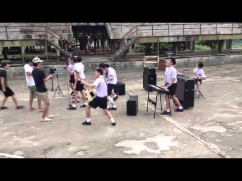 เบื้องหลัง MV i Love ครู #6 นิค ร้องนำ