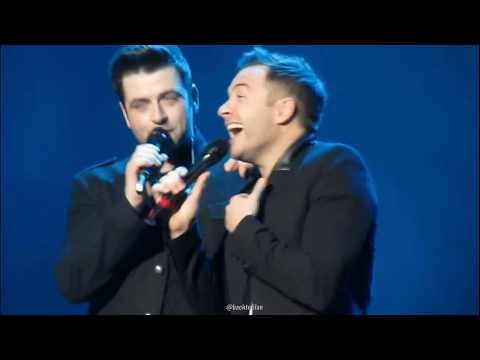 Westlife Mistakes on Stage Mp3