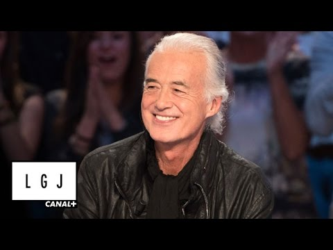 Jimmy Page, l'interview - Le Grand Journal