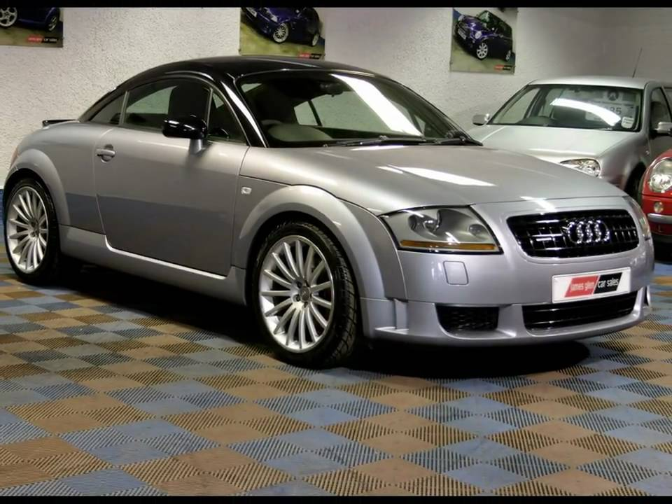 James Glen Car Sales  Audi TT Quattro Sport 240  For Sale in